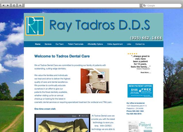 raytadrosslide